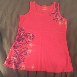 Tek gear, bright pink, athletic tank